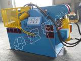 Cocodrilo para corte de metales del desecho hidráulico que recicla las máquinas