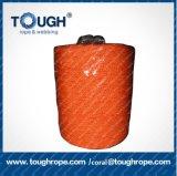 Haut de 12 brins tressés UHMWPE Ligne de pêche pour la pêche maritime synthétique corde résistant