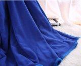 Il Portable Cinghia-Limita la coperta polare del panno morbido di colore normale di corsa