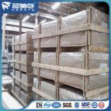 Norme d'usine de profils en aluminium anodisé argent naturel pour la ligne de montage