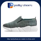 Hombres ocasionales cómodos de la nueva manera de la llegada y zapatos corrientes del deporte de la mujer