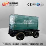 Mobiele Regendichte Diesel van de Stroom van Cummins van het Type van Aanhangwagen 50kw Generator