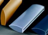 45*60*0.7mm China Großhandelspuder, das feuchtigkeitsfestes Aluminiumdecken-Leitblech beschichtet