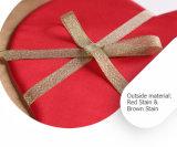 Caixa de presente Heart-Shaped vermelha da venda quente