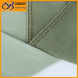 Tessuto verde chiaro del denim per i jeans ed i pantaloni