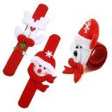 Wristband папы браслета папы полосы руки папы лося снеговика рождества