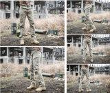 De bruine Broeken die van het Gevecht van multi-Functies IX7 Tactische Militaire Broek opleiden