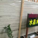 Marmeren Plak van de Korrel van het Kristal van Manufactory de In het groot Natuurlijke Houten voor Vloer