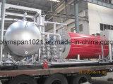 1200000kcal de horizontale Thermische Vloeibare Systemen Met gas van de Boiler