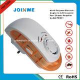 Venta caliente 5 en 1 Plagas ultrasónicos Repeller (PR001)