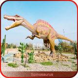 Simulierter mechanischer Dinosaurier-mechanischer Roboterdinosaurier