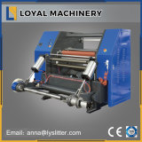 Rebobinamento de alta velocidade automático de papel e máquina de corte