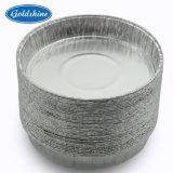 Round Bandeja de Alumínio