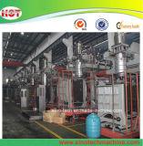 Barril de plástico de 160 L/máquina de soplado de plástico/máquina de moldeo por soplado maquinaria