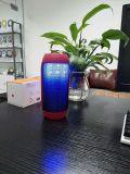 Indicatori luminosi variopinti Subwoofer dell'altoparlante di Bluetooth di musica chiara di impulso degli altoparlanti stereo di Bluetooth