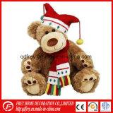 Поставщик Китая для игрушки плюша подарка рождества