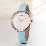 Japón Movemnent OEM ODM Moda Mujer Regalo Watch (Wy-110A)