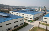 Almacén de la estructura de acero de Preengineered de la mayor nivel y edificio del acero