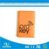13.56MHz Ntag 213/215/216枚のRFID NFCのエポキシの札NFC Keyfob
