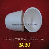 Tiegel-Tonerde-keramischer Tiegel des hohen Reinheitsgrad-Al2O3