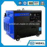 Stille 6kw Diesel van de Stroom Generator met TUV, SGS, ISO, Asc Certificaten