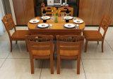 Feste hölzerne Speisetisch-Wohnzimmer-Möbel (M-X2433)