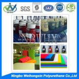 Pâte de couleur par le polyuréthane de Ningbo Weihongxin