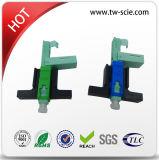 Type neuf rapide du connecteur Sc/APC Sc/Upc de câble d'interface de FTTH