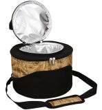 Im Freien Handtaschen-Picknick-Kühlvorrichtung-Beutel des Polyester-600d mit BBQ-Gitter