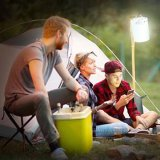 Eco-Friendly Wake-up Light Lado Alto-falante Bluetooth Toque em controle de luz