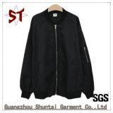 カスタム高品質のジッパーのジャケットのコート、野球のジャケット