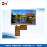 Grafiken LCD-Bildschirm, Punkte des Zahn-129*35 mit Metallrahmen