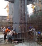 고층 Prefabricated 주거 건물 강철 구조물 건축