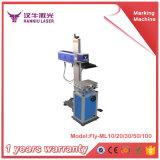 El teléfono encajona la máquina del laser Marking&Engraving de la fibra