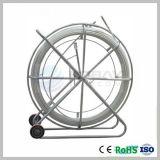 Conducto óptico Rodder de la fibra de vidrio de la fibra