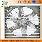Ventilateur d'extraction industriel actionné électrique galvanisé de feuille
