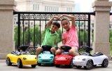 Alibaba China Factory Barato preço 2017 novo brinquedo Deslizante Viagem de crianças no carro com empurre a alavanca