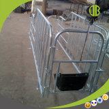 La aduana de la alta calidad mecanizó la parada del cerdo del equipo del ganado