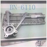Tipo spesso coperchio del radiatore dell'olio (6207-61-5210) di KOMATSU 6D95 del pezzo di ricambio del motore di Bonai