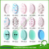 Venda a quente Senhora gel de silicone esponja esfoliante preço grossista esponja de Silicone