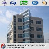 Edificio comercial residencial de acero modular prefabricado de múltiples funciones de la certificación del Ce