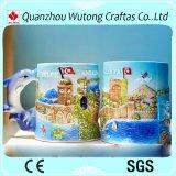 cadeaux de touristes de tasse en céramique de souvenirs à vendre