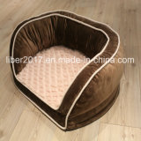 محبوب منتوجات محبوب صوف سرير أريكة محبوب مع حصير كلب قطار سرير أريكة رفاهية [أم]