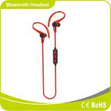 Fone de ouvido sem fio desgastando excelente de Bluetooth do gancho da orelha da experiência do estilo novo