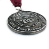 カラー骨董品賞メダルのない高品質の習慣