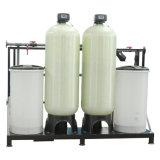Автоматическая водоочистка умягчителя Двойн-Клапана иона и котельной вода Двойн-Бака