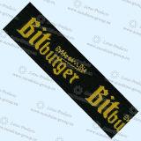 Gute Qualitätsjacquardwebstuhl-elastisches Band mit kundenspezifischem Firmenzeichen