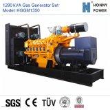 Googolエンジン50Hzを搭載する1280kVAガスの発電機