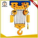 Тип крюка промышленного здания Maxload 10t электрический