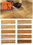 白いカラーは艶をかけた飾られた陶磁器の木の床タイル(J15631D)を